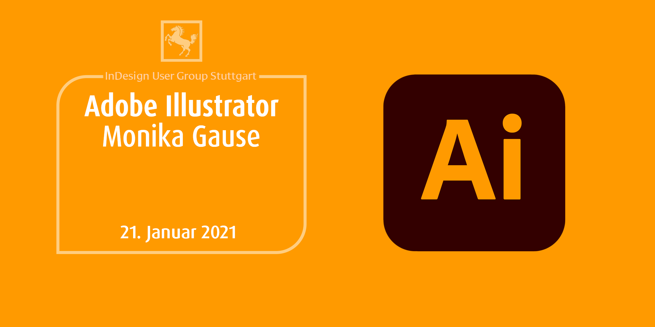 IDUGS #67 Illustrator mit Monika Gause