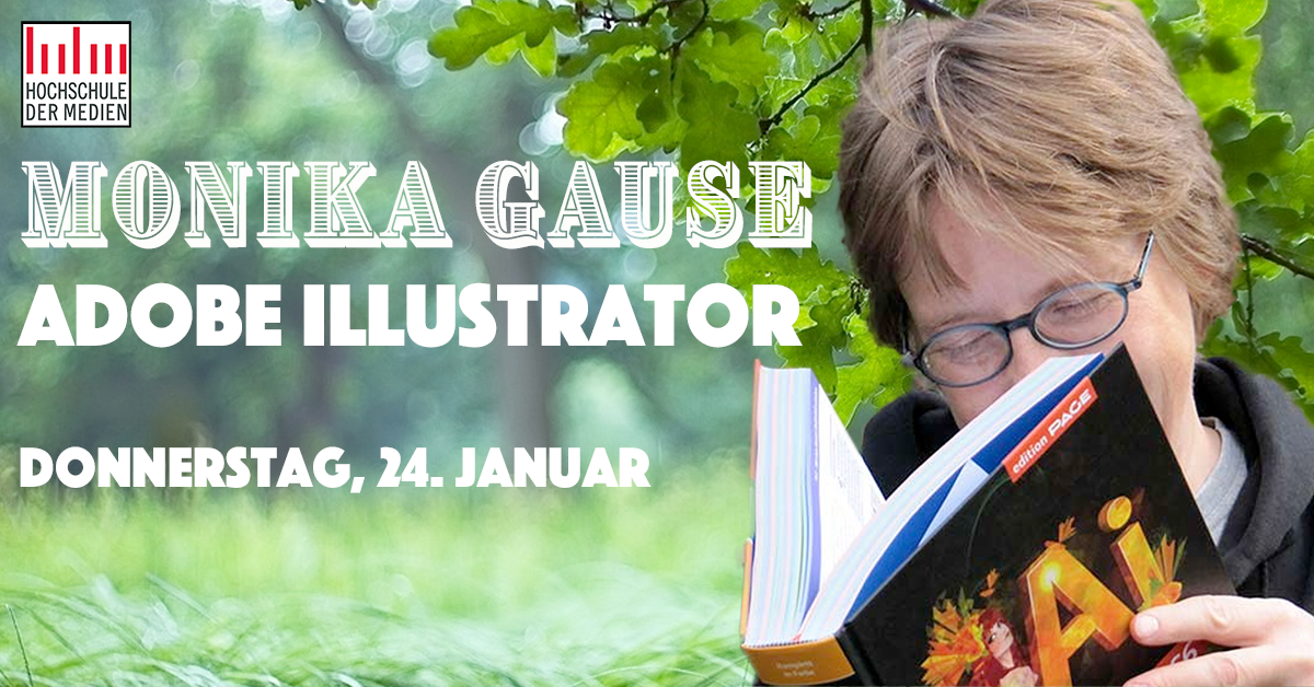 Illustrator mit Monika Gause